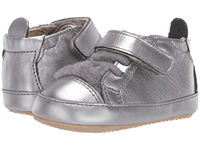 Old Soles Toasty Bub (Infant/Toddler) (Rich Silver) Boy