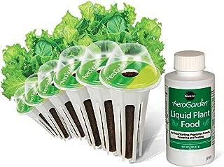 AeroGarden Salad Greens Mix Seed Pod Kit, 6 pod