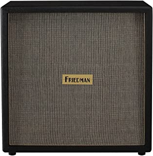 Friedman 412 Vintage 170-Watt 4x12 Inches Extension Cabinet with Vintage Cloth