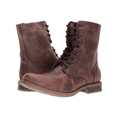 Steve Madden Troopah-C (Brown) Men