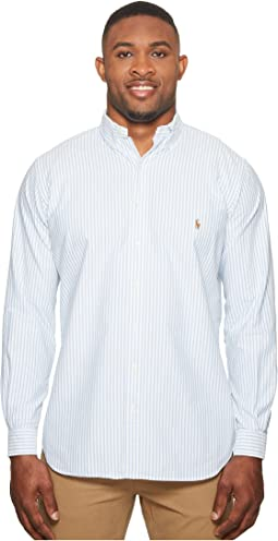 Big & Tall Oxford Long Sleeve Sport Shirt