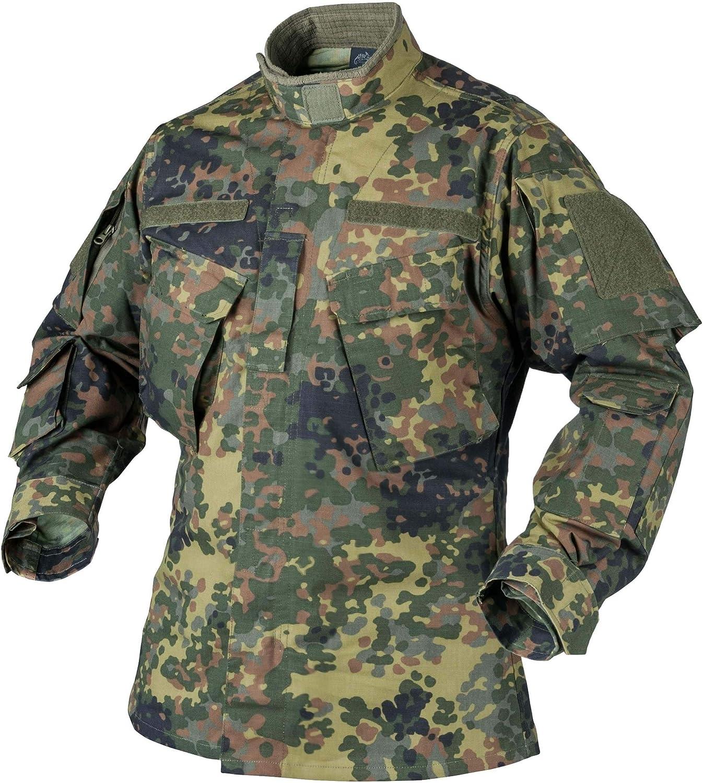 Helikon Product Men's CPU Popular brand Shirt Ripstop Flecktarn Polycotton