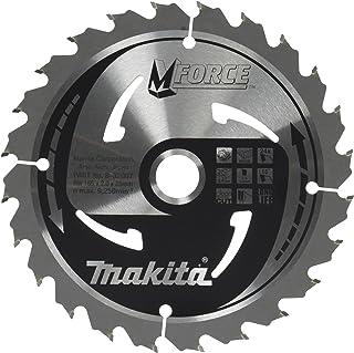 Makita B-32007 Mak-Force cirkelsågblad, 165 mm för hand och bordssåg