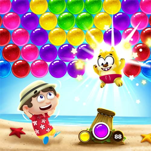 Beach Pop - Bubble Shooter Puzzle-Spiel