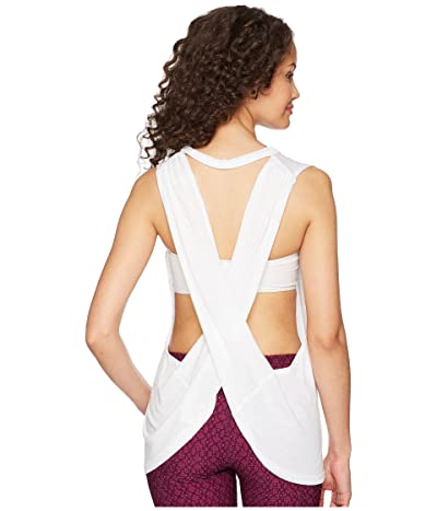 FP Movement No Sweat Solid Tank Top (White) Women