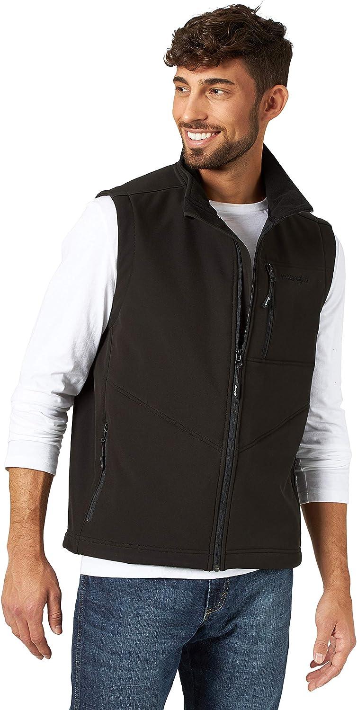 Wrangler Men's Concealed Carry Trail Vest