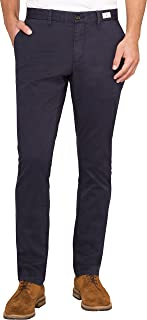 TOMMY HILFIGER Men's Mercer Boston Twill Regular Chino