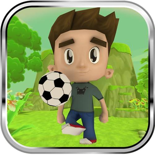 Euro Kid Football Juggling - Camp Cup Super Soccer Skills Challenge 2016