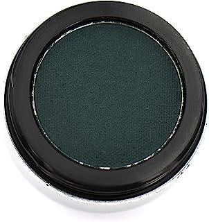 THE ORIGINAL Pure Ziva Matte Forest Emerald Green Wet Dry Pressed Powder Cake Eyeliner Eyeshadow HD Professional, Deep Pig...