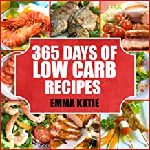 Best 365 days of low carb recipes Reviews