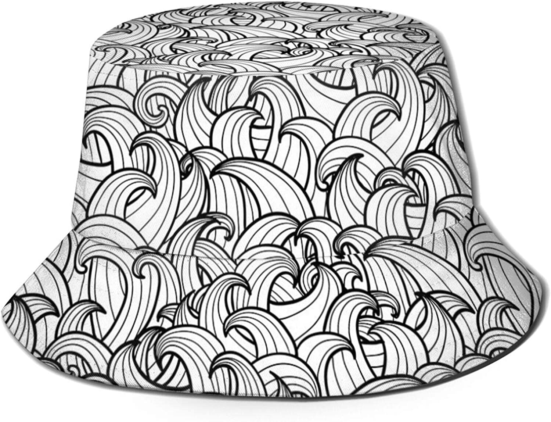 Cotton Packable Direct store Summer Travel Sun Bucket Beach New color Hat