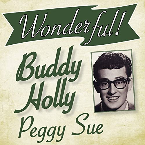 Amazon Music - バディ・ホリーのWonderful.....Buddy Holly (Peggy ...