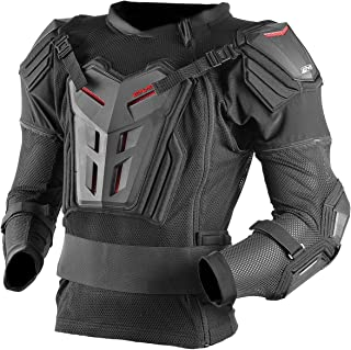 EVS Sports Unisex-Adult Comp Suit - Ce Version Black Medium