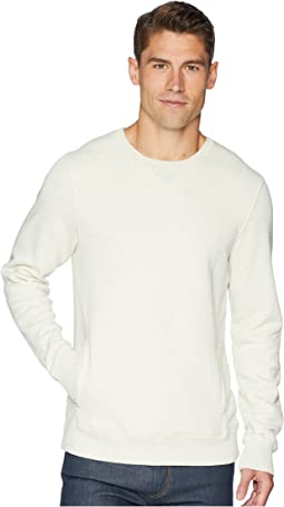 Club Nomade Easy Crew Neck Sweatshirt w/ Pockets in Regular Fit