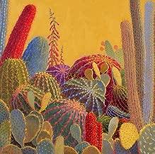 Desert Garden 3 by Sharon Weiser Art Print, 14 x 14 inches