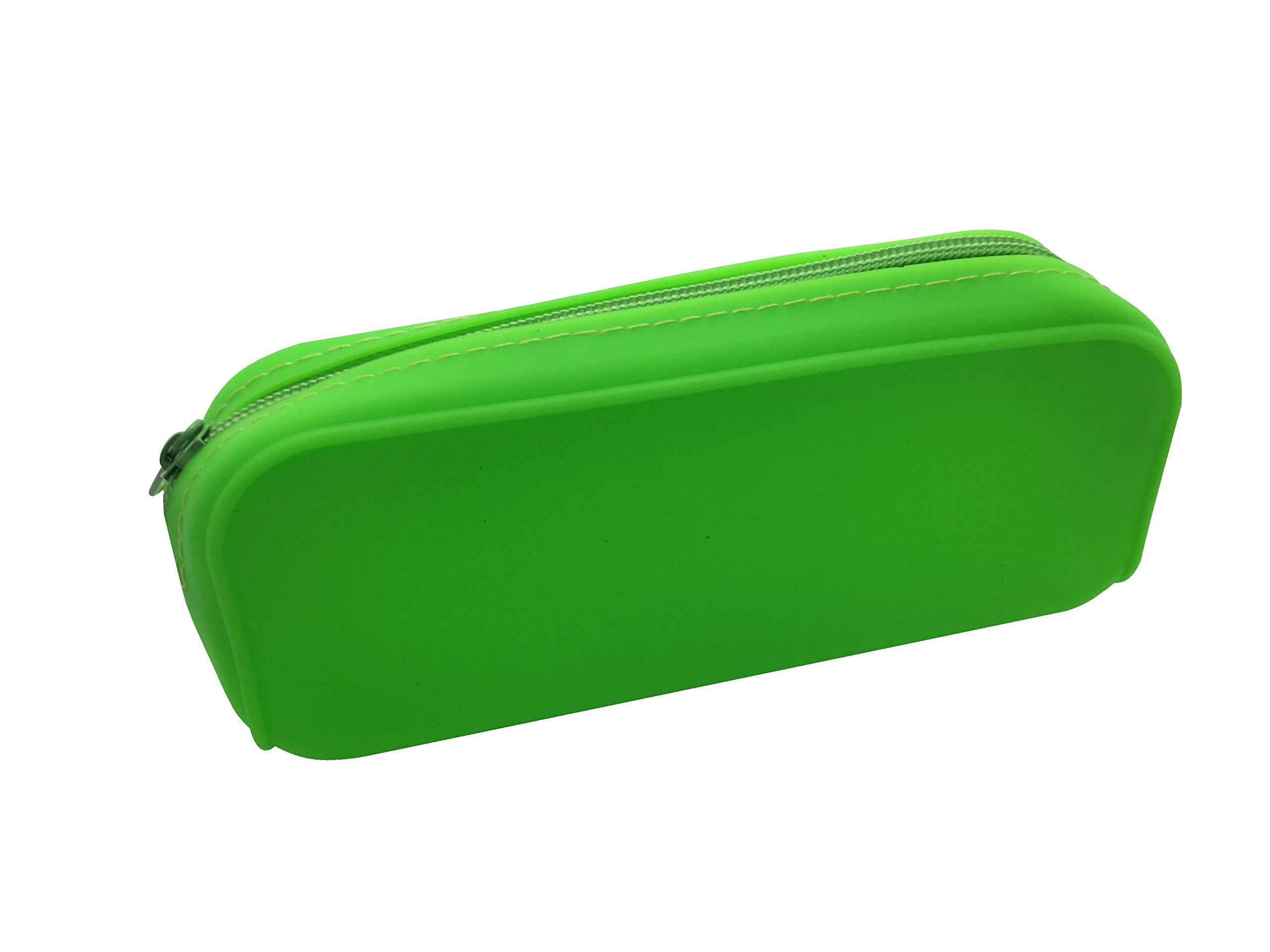 Janrax - Estuche de silicona, color verde neón: Amazon.es: Hogar