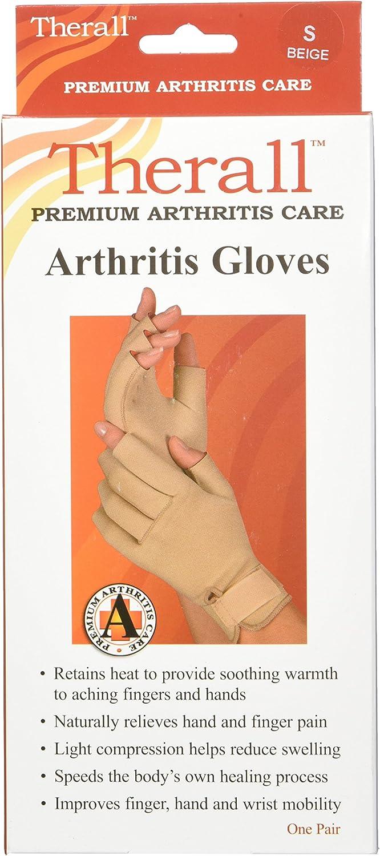 Virginia Beach Brand new Mall Therall Arthritis Gloves Beige Small