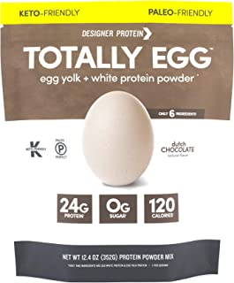 Best egg protein powder taste Reviews