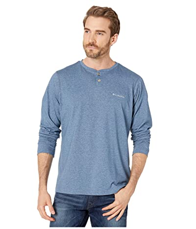 Columbia Thistletown Parktm Henley (Dark Mountain Heather) Men