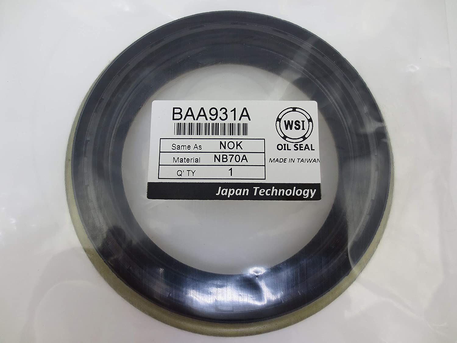 WSI Discount is also underway Year-end gift BAA931A Wheel Hub Seal NOK Shaft for
