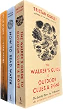 Tristan Gooley 3 Books Collection Set (The Walker's Guide to Outdoor Clues and Signs, How To Read Water & Wild Signs and S...