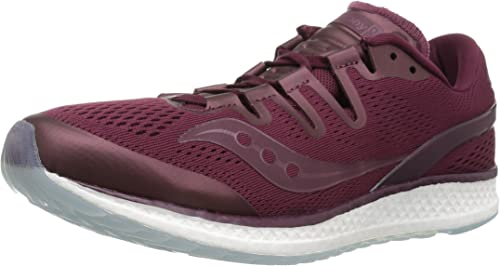 Saucony Libredom ISO Unisex FonctionneHommest chaussures, Burgundy, 10.5 10.5 Medium US  magasin en ligne