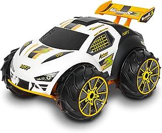 Nikko 10021/10020 - VaporizR 3 - Steuerbares Auto - Ferngesteuertes Auto - RC Auto für Kinder mit Batterie - Wiederaufladbar - Wasserdicht - 22 x 31 x 18 cm - Orange