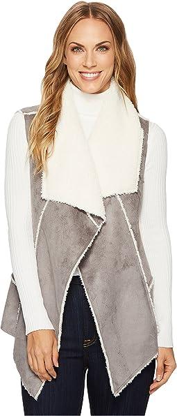 Hatley - Reversible Faux Shearling Vest
