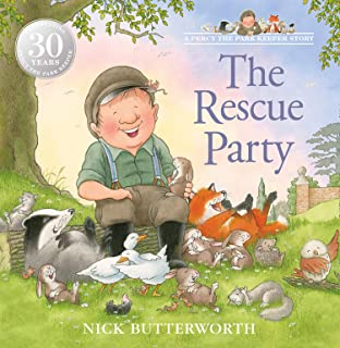 The Rescue Party (A Percy the Park Keeper Story)