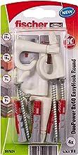 fischer 1 Easy Hook, grijs