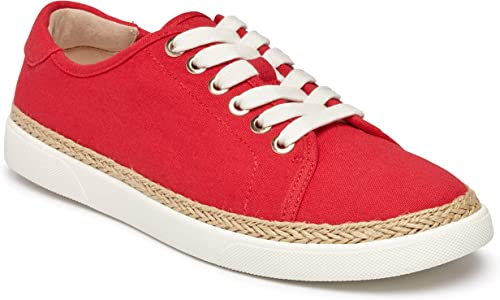 damen& 39;s Sunny Hattie Lace-up Turnschuhe - Ladies Turnschuhe Concealed Orthotic Arch Support