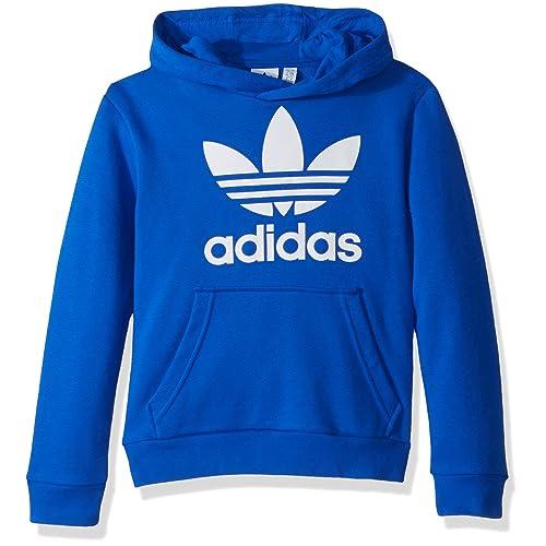 6fe630827d12 adidas Originals Big Kids Originals Trefoil Hoodie
