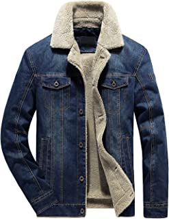 Best classic sherpa jean jacket Reviews