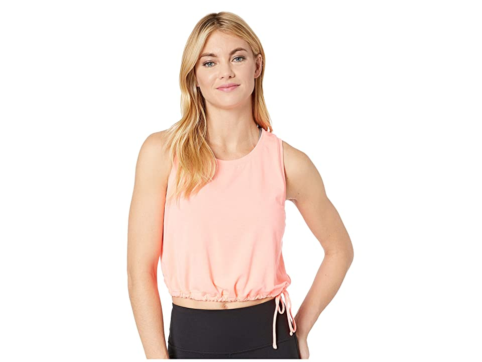 New Balance Studio Cinch Tank (Fiji Heather) Women