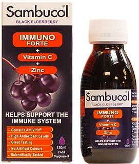 SAMBUCOL IMMUNO FORTE LIQUID 120ML