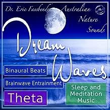 Dream Waves - Binaural Beats Theta Brainwave Entrainment Sleep and Meditation Music