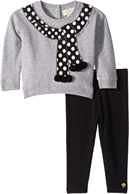 Trumpe L'Oeil Leggings Set (Infant)