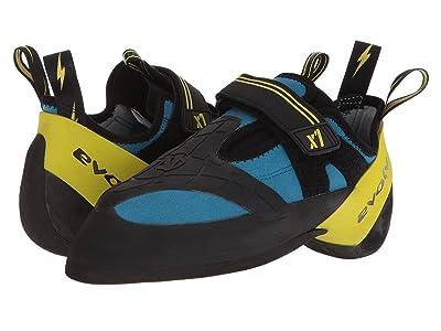 EVOLV X1 (Seafoam/Neon Yellow) Men