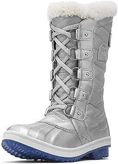 Sorel - Disney Frozen 2 Women's Tofino Winter Boot, Pure Silver