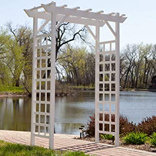 Garden Pergola Wedding Arbor Outdoor Patio Decoration