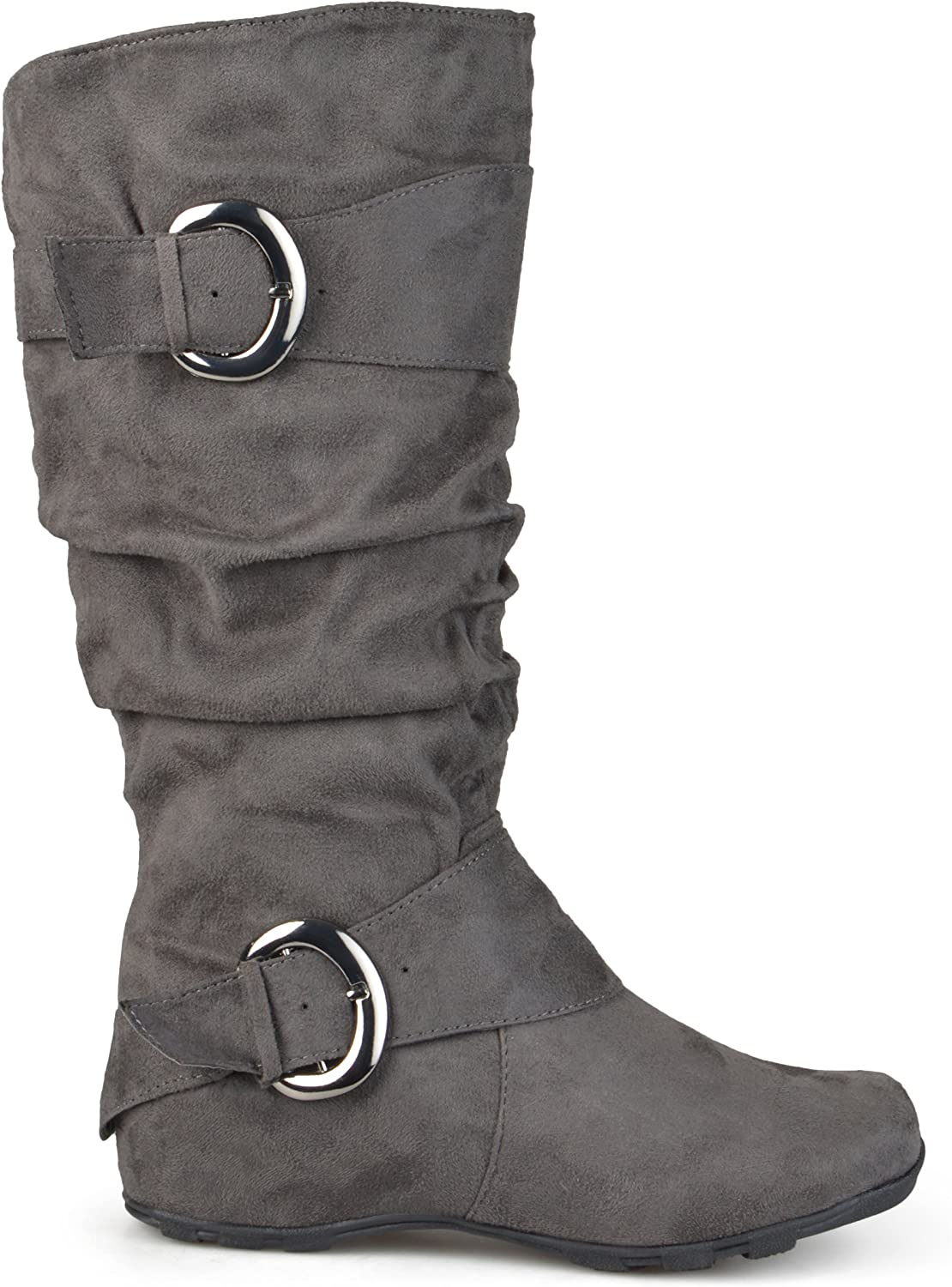 Brinley Co Womens Augusta-02xwc Slouch Boot