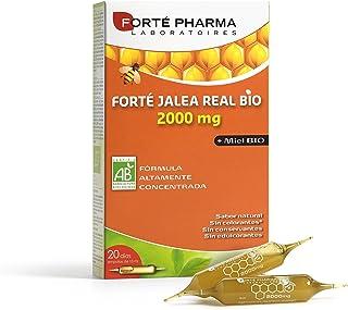 Forte Pharma Iberica Forté Jalea Real Bio Complemento Alimenticio - 20 Unidades