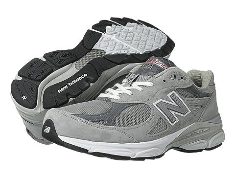New Balance M990v3 Black Men's Running Shoes 7944390