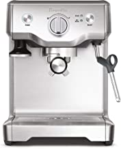 Breville Espresso Coffee Maker, Brushed Stainless Steel, BES810BSS