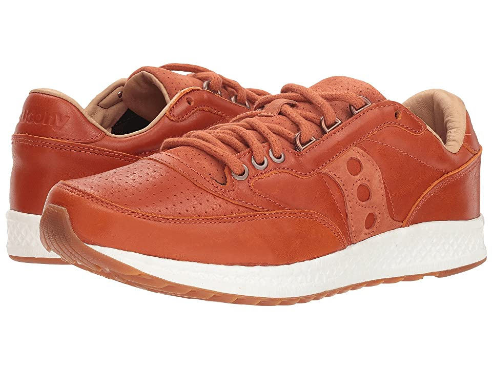 Saucony Originals Freedom Runner (Brown) Men