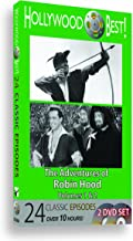 Hollywood Best! The Adventures of Robin Hood, Volumes 1 & 2 - 24 Classic Episodes!