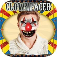 ClownFaced - The Scary Clown Face Maker Horror Halloween Booth Free