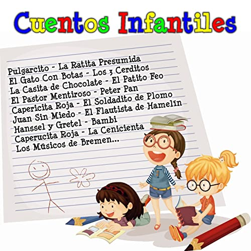 Cuentos Infantiles by Grupo Teatral los Canturrones on Amazon Music - Amazon.com