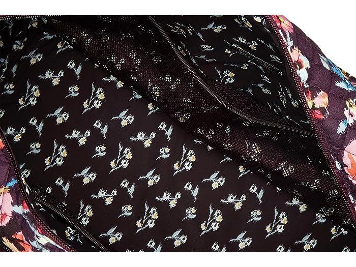 Vera Bradley Iconic Weekender Travel Bag Indiana Rose Duffle Bags