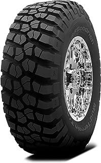 LT285/75R17 BF Goodrich BFG Mud Terrain TA KM2 118Q RWL Tire